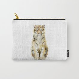 Tiger // Sound Carry-All Pouch