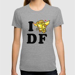 My Tronik loves Mexico City   T-shirt