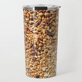 True grit - coarse sand Travel Mug