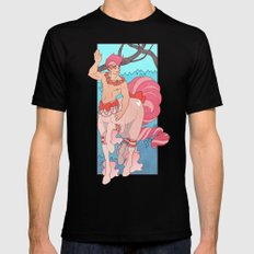 Prettiest Centaur Black Mens Fitted Tee MEDIUM