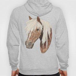 Haflinger Horse Hoody