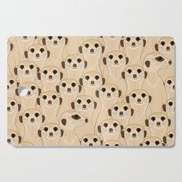 Meerkats - Suricata Cutting Board