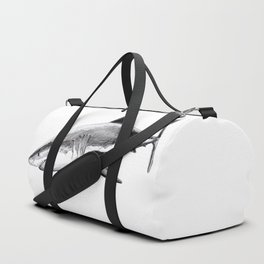Great white shark (Carcharodon carcharias) Duffle Bag