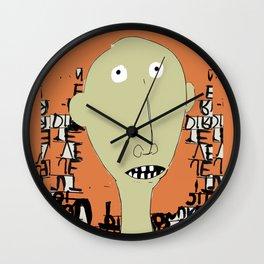 numéro 02 Wall Clock