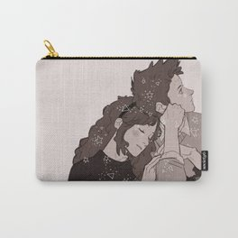 twins Carry-All Pouch