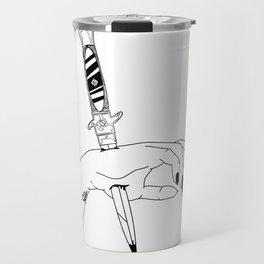 Pricked Travel Mug