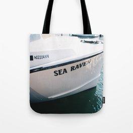 Sea Raven  Tote Bag