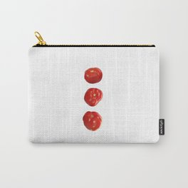 Vegetable tomatoes for the kitchen, Tomato poster Kitchen-art Carry-All Pouch