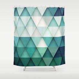 TRIANGULAR II Shower Curtain