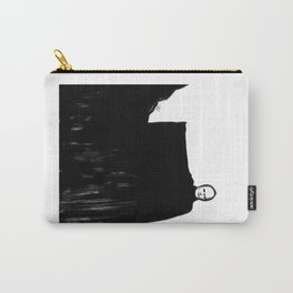 Nothing Escapes Me, No One Escapes Me Carry-All Pouch
