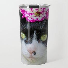 Khoshek sweet kittycat Travel Mug