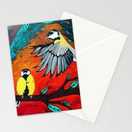 Three Little Birds Stationery Cards