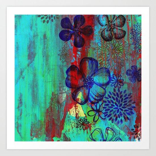 Anthea Art Print
