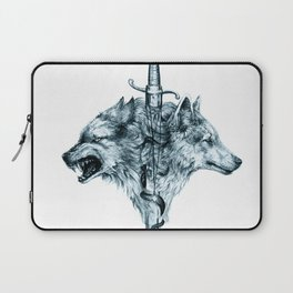 Dire Wolf Laptop Sleeve