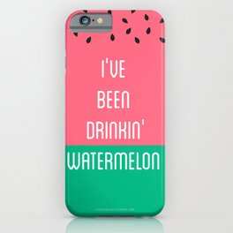 Beyonce Said It Best iPhone Case
