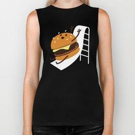Slider Burger Biker Tank