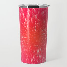 Mandala Flower || Rose Travel Mug