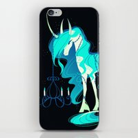 chandelier iPhone & iPod Skins featuring Chandelier by Famosity14