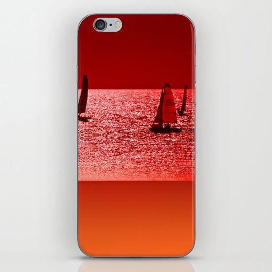 Autumn Ocean 2 iPhone & iPod Skin