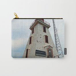 Cape Egmont Lighthouse and Communication Tower Carry-All Pouch
