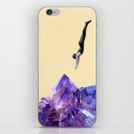 Crystal Clear iPhone Skin