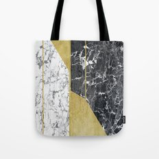 marble hOurglass Tote Bag