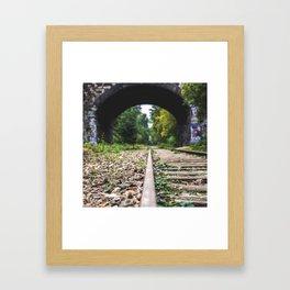 Le Petit Ceinture #1 Framed Art Print