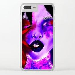 D E A R | A M A N D A Clear iPhone Case