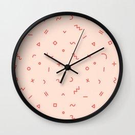 'MEMPHISLOVE' 50 Wall Clock