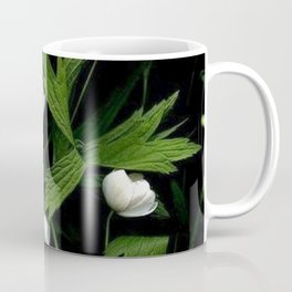 Night Flora Coffee Mug