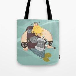Merking Tote Bag
