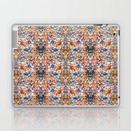 Indian Watercolor Splash Laptop & iPad Skin