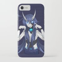 android iPhone & iPod Cases featuring Android by lazylogic
