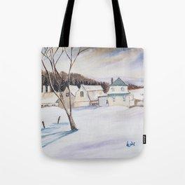 Diane L - Mon enfance Tote Bag