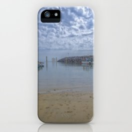 Calm Waters. iPhone Case