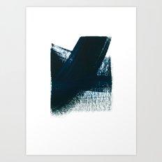 minimal 2 Art Print