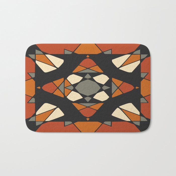 Mandala #1 Bath Mat