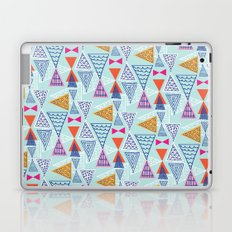 Geometric Mid Century Modern Triangles 2 Laptop & iPad Skin