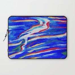 Ebb and Flow Laptop Sleeve