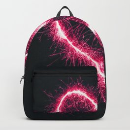 Firework Heart (Color) Backpack