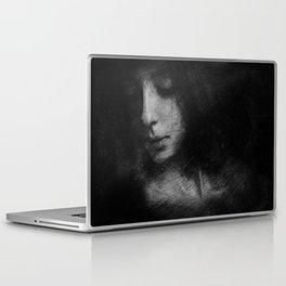 dark lady Laptop & iPad Skin