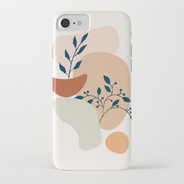 Plant From Inside #minimal iPhone Case