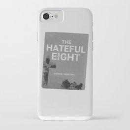 Hateful Eight   Quentin Tarantino iPhone Case