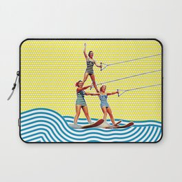 Power Pyramid Laptop Sleeve