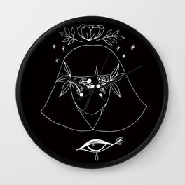 Other way of look Wall Clock