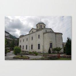 Ordu Church Canvas Print