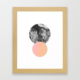 Ode Framed Art Print