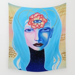 Awake in a Dream Wall Tapestry