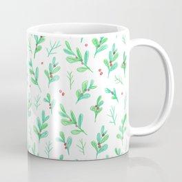 Under the Mistletoe Coffee Mug