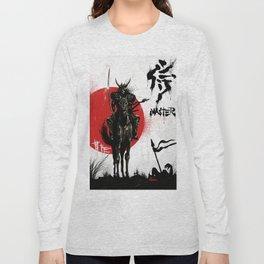 Samurai Master Long Sleeve T-shirt